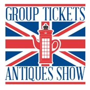 Antiques Show Tickets  Groups of 25 or More