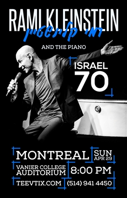 Rami Kleinstein LIVE in Montreal