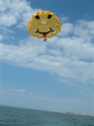 East Coast ParaSailing Ride in Cape May