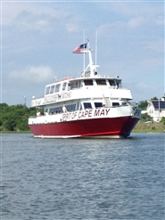 Cape May Whale Watcher Prime Rib Buffet Dinner Cruise - 6:30 PM