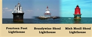 Cape May Whale Watcher Delaware Bay Grand Lighthouse Cruise 10:00 AM