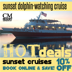 Dolphin Watch Sunset Cruise 6:30 PM