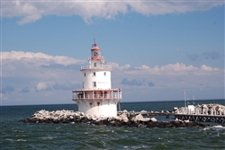 Delaware Bay  Lighthouse Cruise , Visit (7) Lighthouses