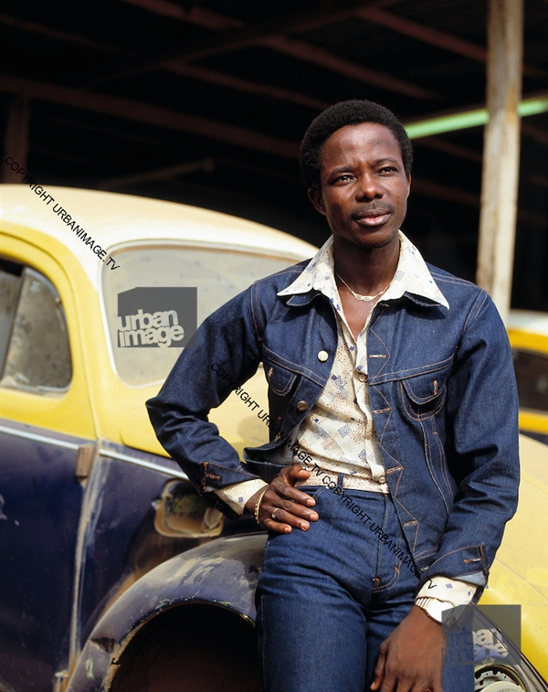 King Sunny Ade / Featuring    Elikeh
