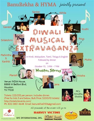 Diwali Musical Extravaganza