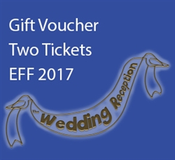 Edinburgh Fringe Festival: Voucher for 2 tickets to The Wedding Reception