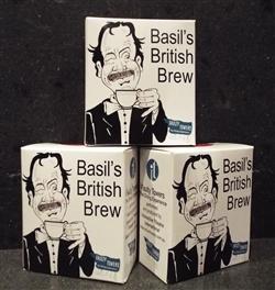 Basil's Brew Tea Bags