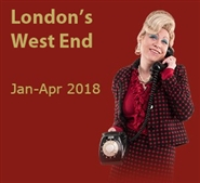 Faulty Towers in London's West End - Jan-Apr 2018