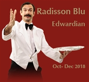 Faulty Towers in London's West End - Oct-Dec 2018