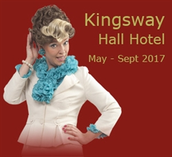 Faulty Towers in London's Covent Garden, Kingsway Hall Hotel: May-Sep 2017