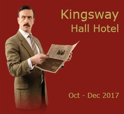 Faulty Towers in London's Covent Garden - Oct - Dec 2017