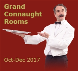 Faulty Towers the Dining Experience in London's Covent Garden, Grand Connaught Rooms: Oct-Dec 2017