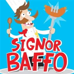 Signor Baffo - Edinburgh Fringe Festival 2018