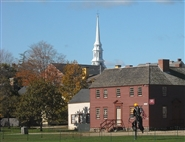 300 Years of Thanksgiving Guided Tours Nov Weekends