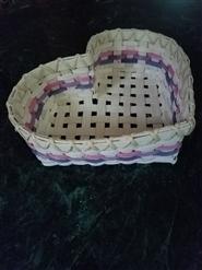 Heart Basket-making Workshop -- Feb 3
