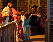 Ghosts On the Banke Oct 26 & 27