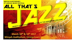 All That's Jazz - 3rd Annual Music Festival