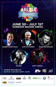 Aruba Summer Music Festival