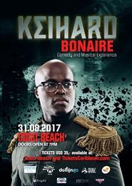 Jandino Asporaat (BONAIRE) - Keihard Comedy & Musical Experience