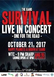 The Band SURVIVAL - In Concert
