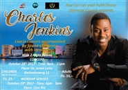 Charles Jenkins Live in Concert