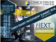 CINEX Smart Investment Summit 2018