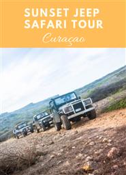 Sunset Jeep Safari Tour