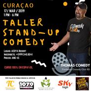 Taller de Stand-Up Comedy en ACOYA Resort
