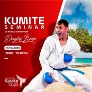 Kumite Seminar with Douglas Brose (Brazil)