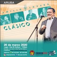 Emilio Lovera en Aruba