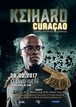 Jandino Asporaat - Keihard Comedy & Musical Experience