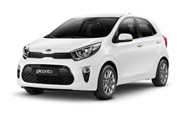 Rent Kia Picanto or similar in Curacao