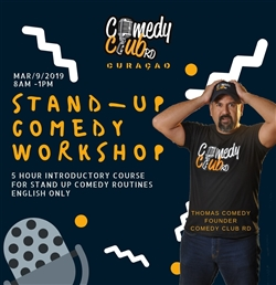 Stand-Up Comedy Workshop (English)