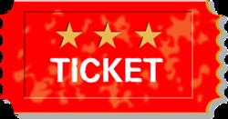 2018 Admission Ticket