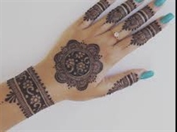 2018 Henna Vendor Booth Registration