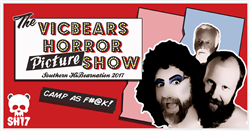 Southern HiBearnation 2017 - The VicBears Horror Picture Show *SOLD OUT