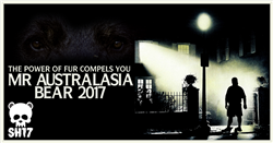 Southern HiBearnation 2017 - Mr Australasia Bear contest **DOOR SALES ONLY