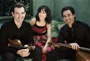 The Morrison Artists Series presents The Horszowski Trio