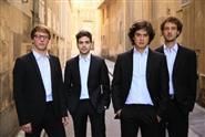 The Morrison Artists Series presents The Van Kuijk String Quartet