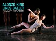 Alonzo King LINES Ballet Summer Program Pre-Professional Showcase