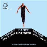 University Dance Theatre 2020 [Cancelled]