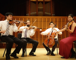 The Morrison Artists Series presents The Telegraph String Quartet