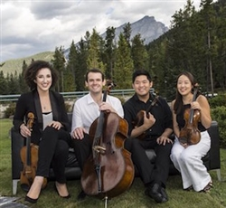 The Morrison Artists Series presents The Verona String Quartet