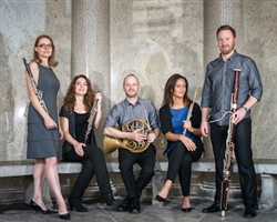 The Morrison Artists Series presents Zéphyros Winds
