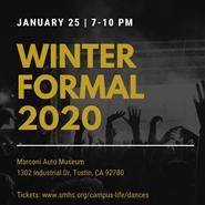Winter Formal 2020