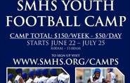 Football Summer Youth Camp 2020