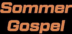 SommerGospel 2018