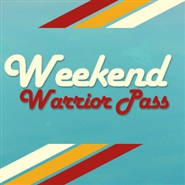 Weekend Warrior GIFF15 Pass