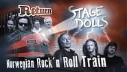 Stage Dolls & Return 19 - Byscenen Haugesund