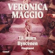 VERONICA MAGGIO - Byscenen Haugesund